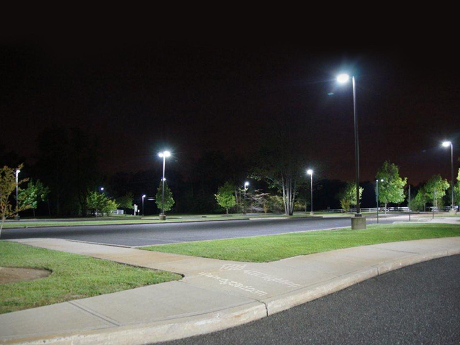 Use Hisolr Led Street Light As