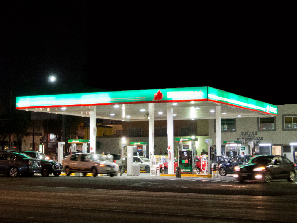 Petroleum & C-Store Lighting
