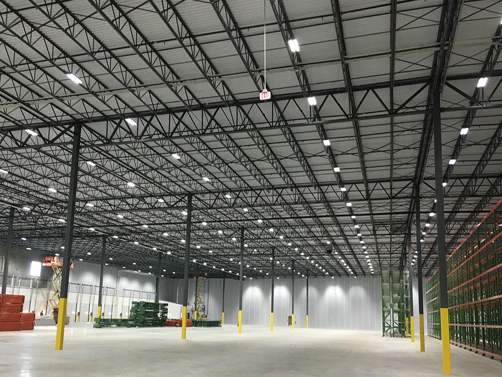 Warehouse Lighting Agc