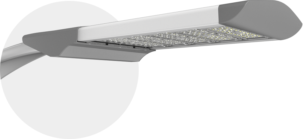 E-Wing LED Street Light
