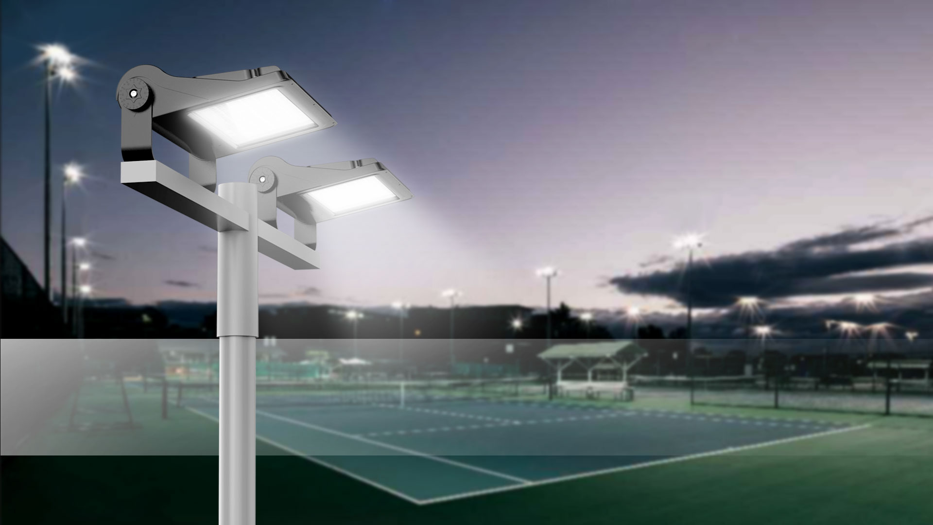 HiBoard LED Flood Light for Sports Facilities Lighting