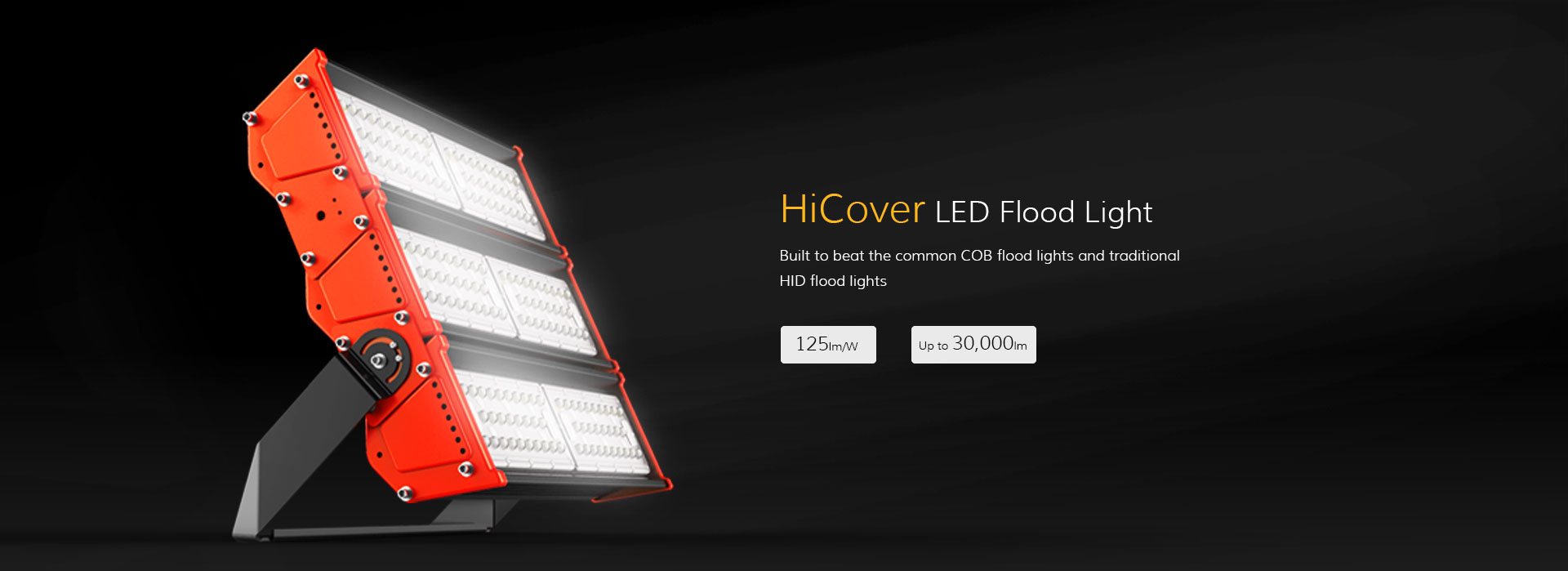 HiCover LED Flood Light