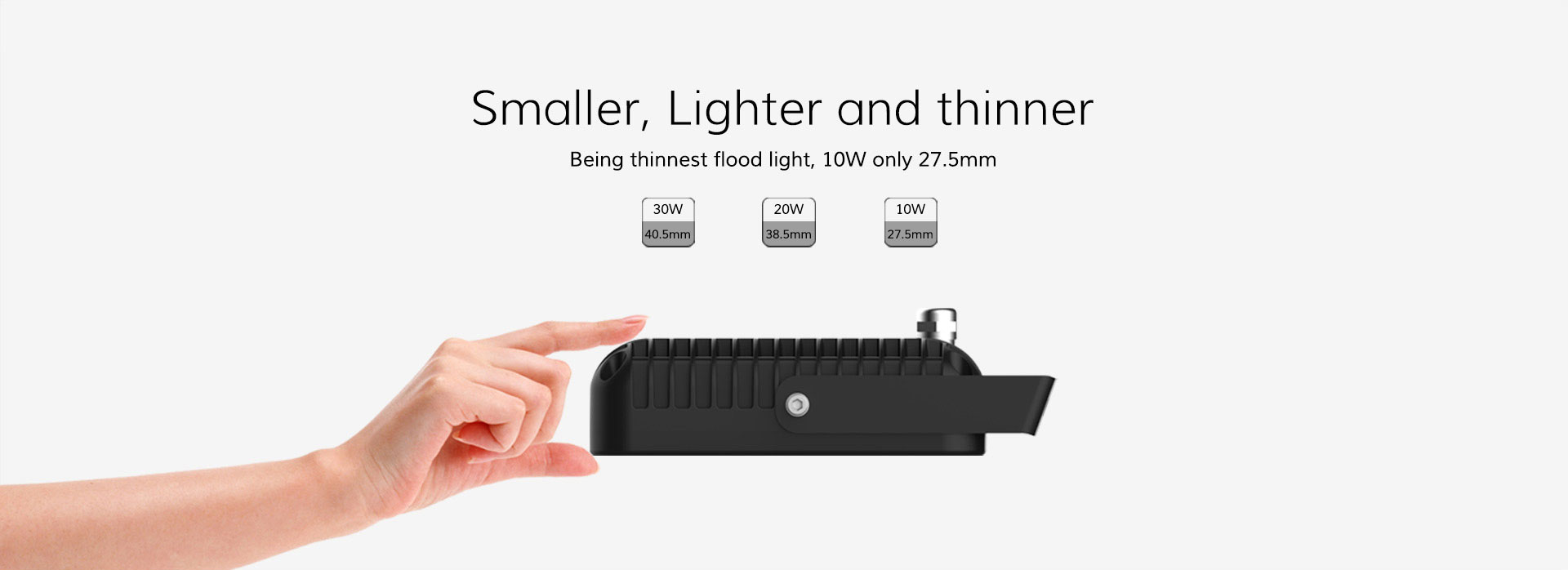 HiCover Ⅲ Smaller, Lighter and thinner