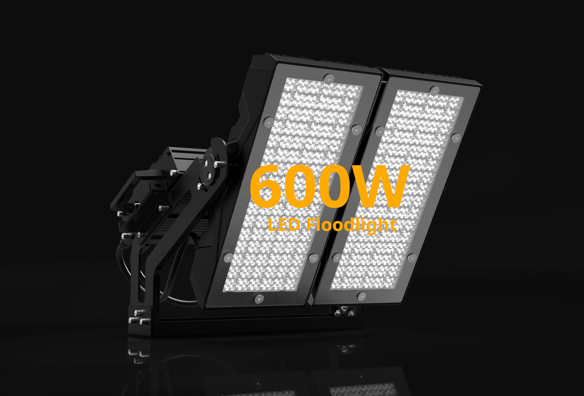 HiMast 600w floodlight