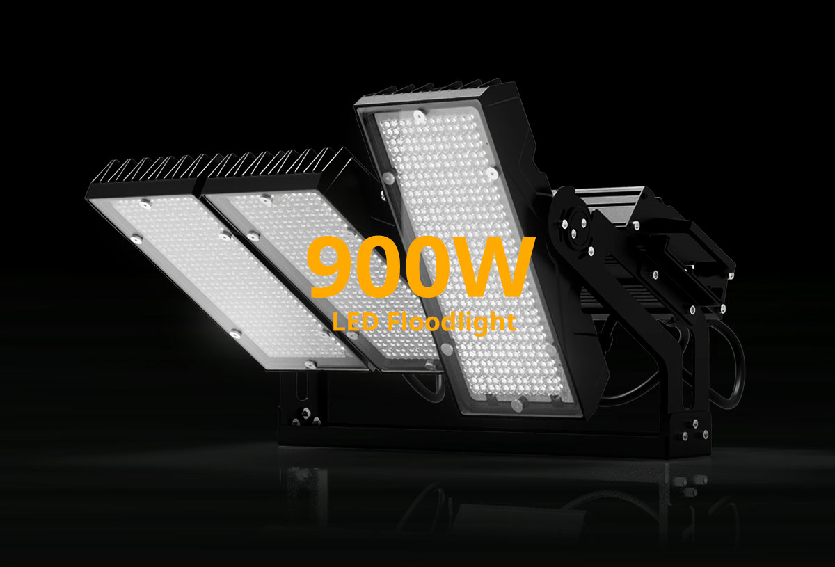HiMast 900w floodlight