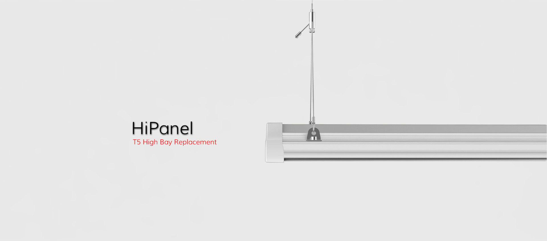 HiPanel T5 High Bay Replacement