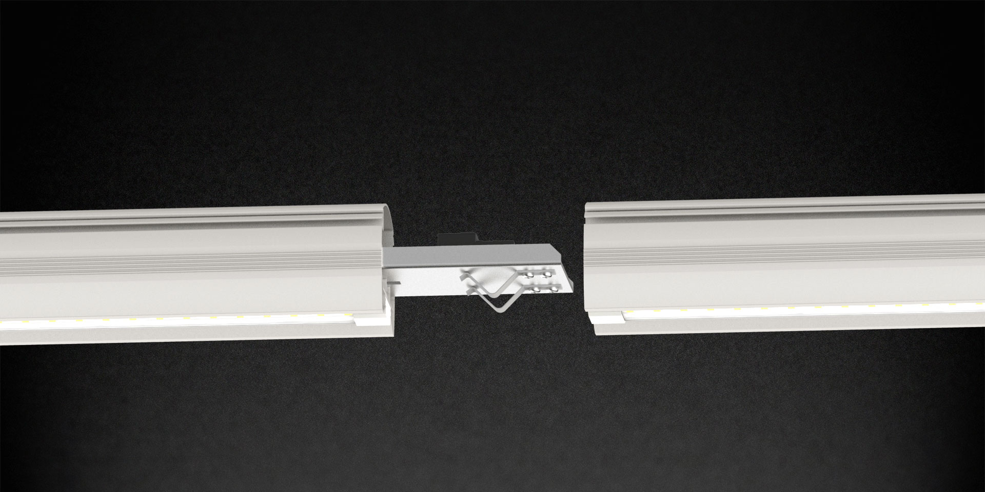 HiSlim Linear Trunking System
