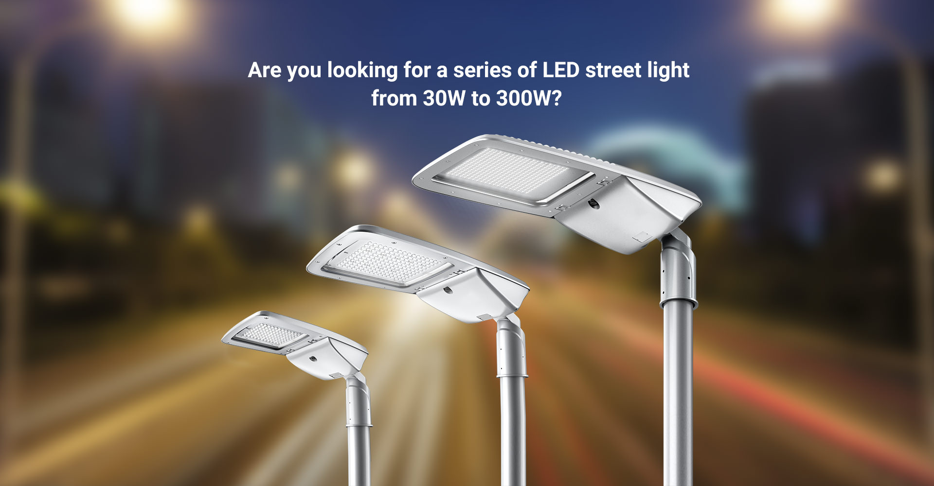 Hismooth X Led Street Light Agc Lighting