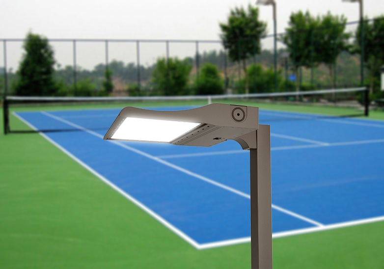 The Guide To Sports Lighting Take Tennis Court For Example