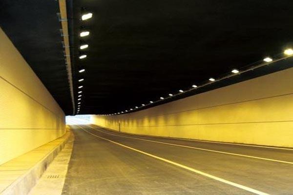 Led Floodlight Lication In Tunnel Lighting Agc